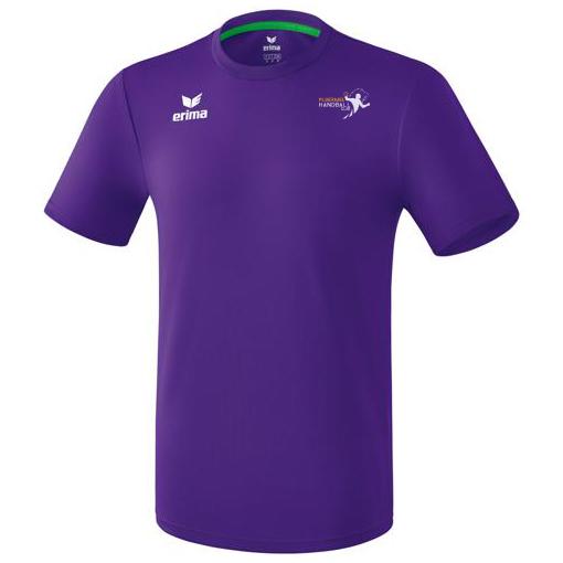 T-shirt Sport Violet (Enfant) 1
