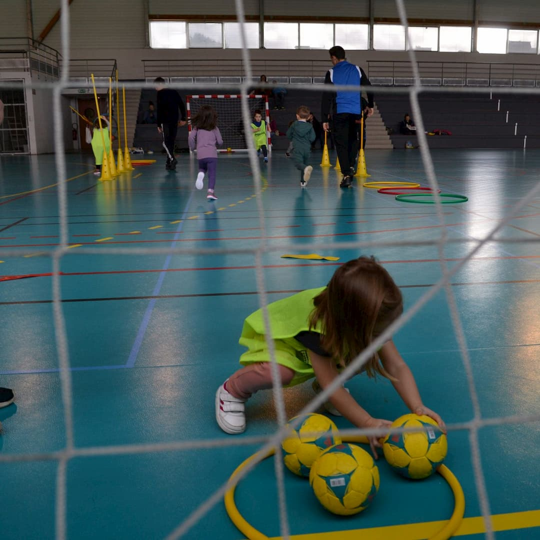 Photo Baby-Hand Ploërmel Handball