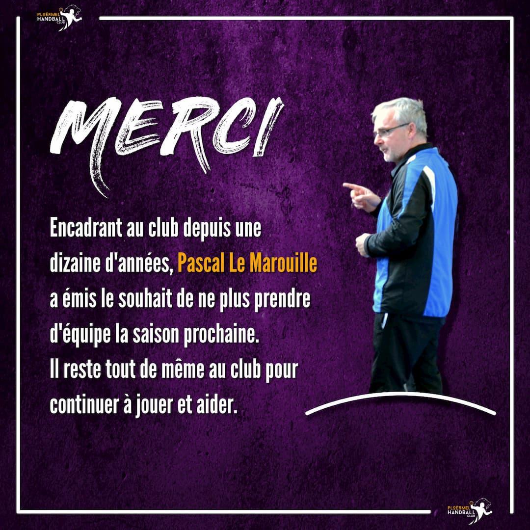 Arrêt de Pascal Le Marouille 1