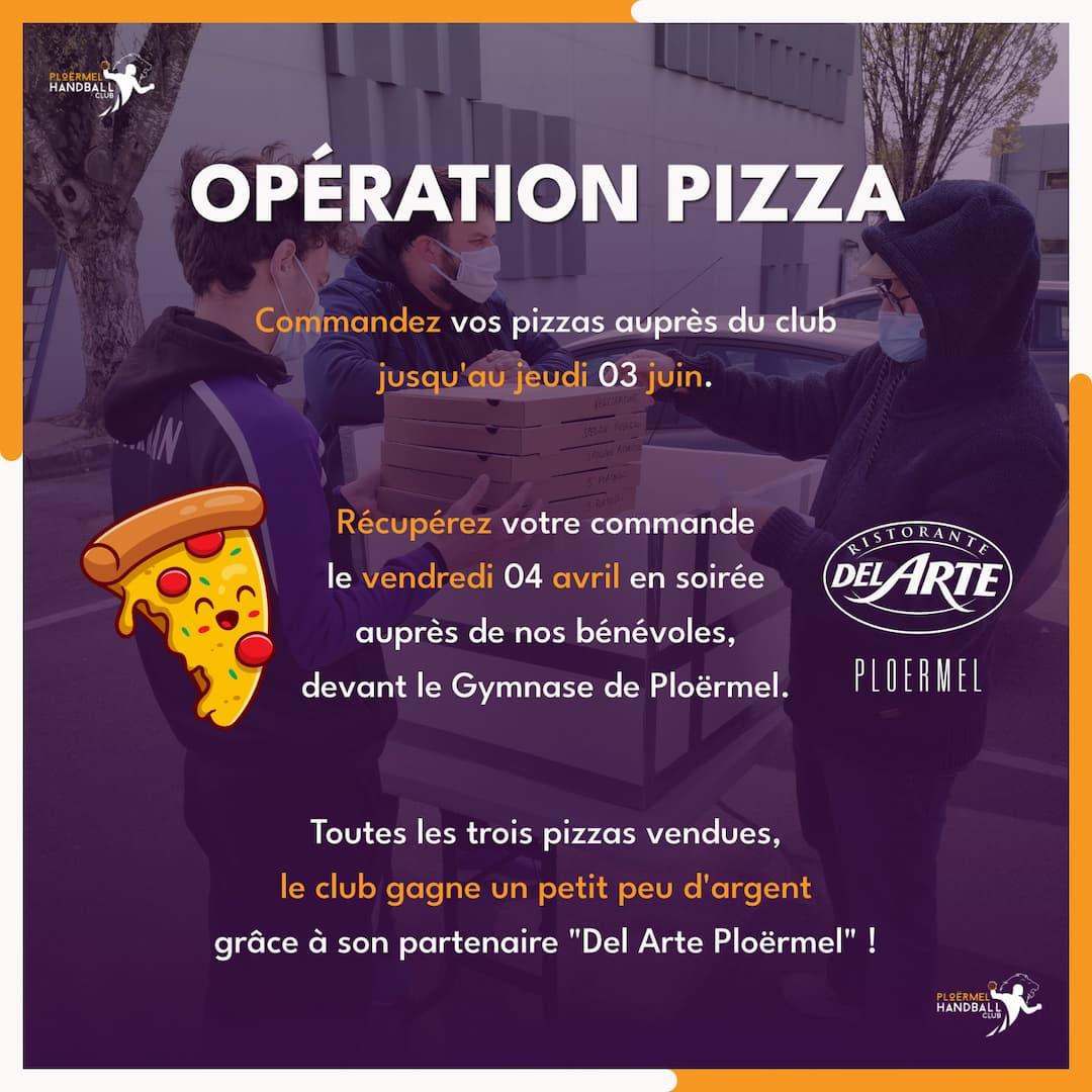 Opération Pizza avec Del Arte - Juin 2021 1