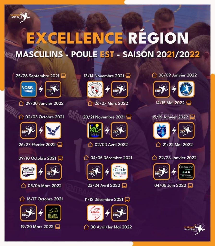 Championnat 2021/2022 des Seniors M1 2