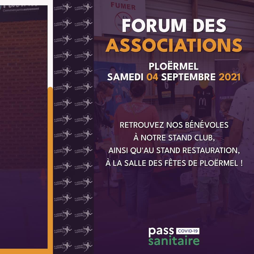 Forum des Assos de Ploërmel le samedi 04 septembre 2021 3