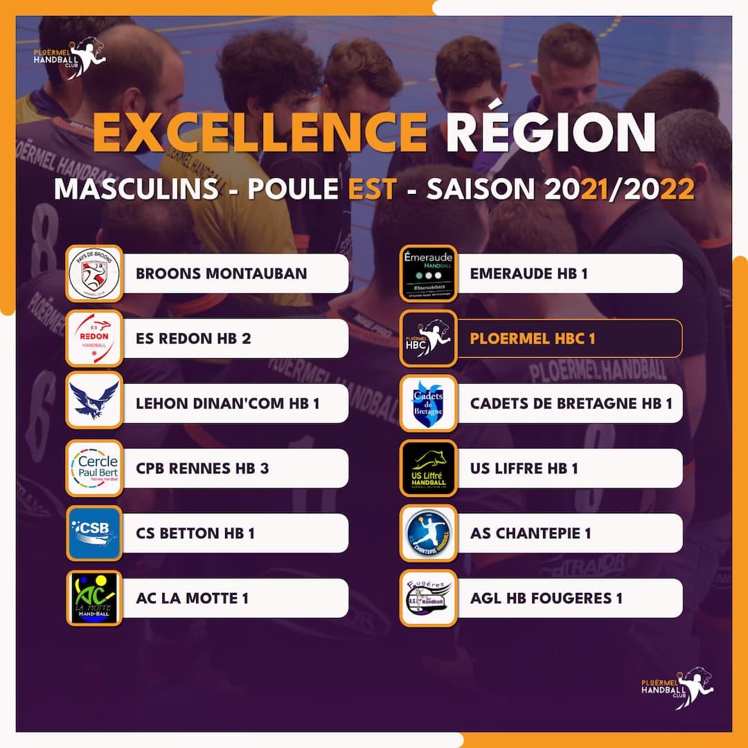 Championnat 2021/2022 des Seniors M1 19